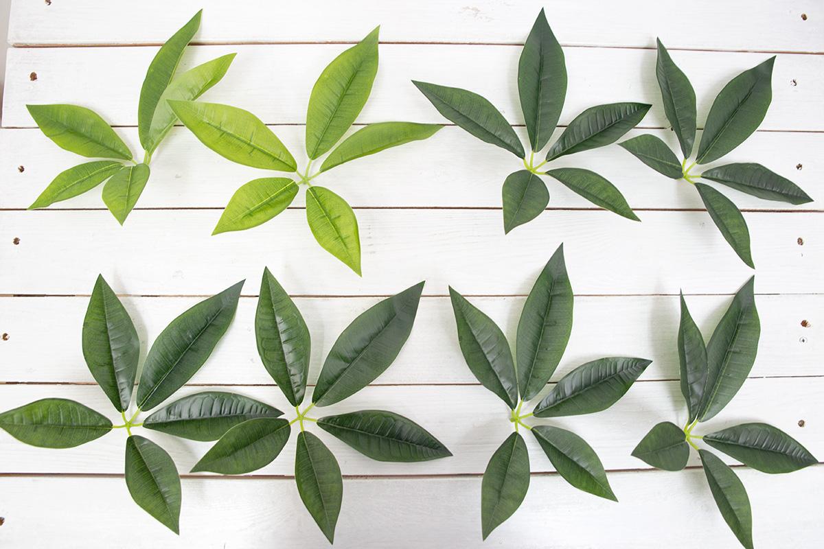 파키라 가지 50cm 조화 나무 가지 - 아티플라자, 12,500원, 조화, 부쉬