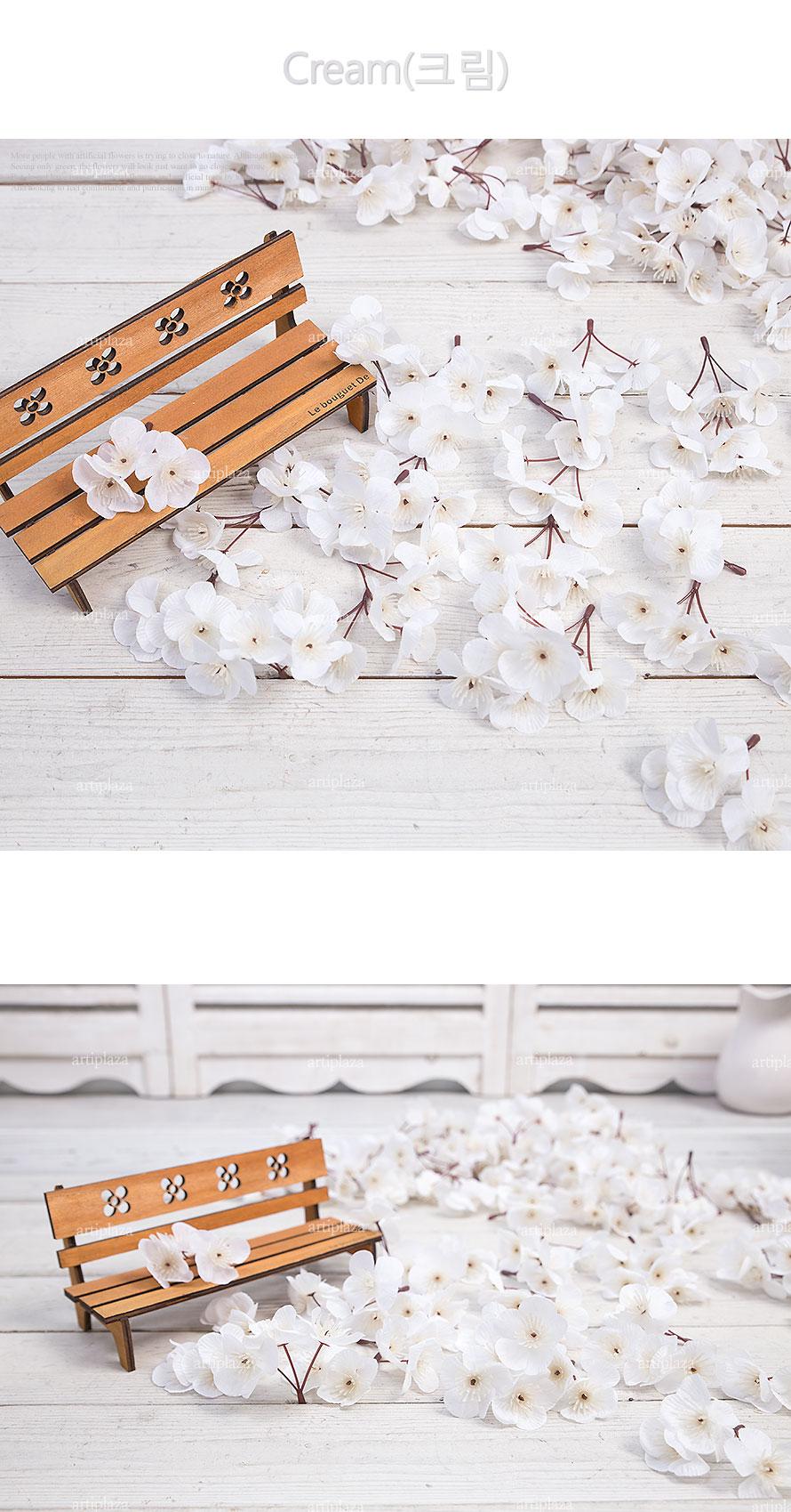 벚꽃송이(1봉=100개) 크림