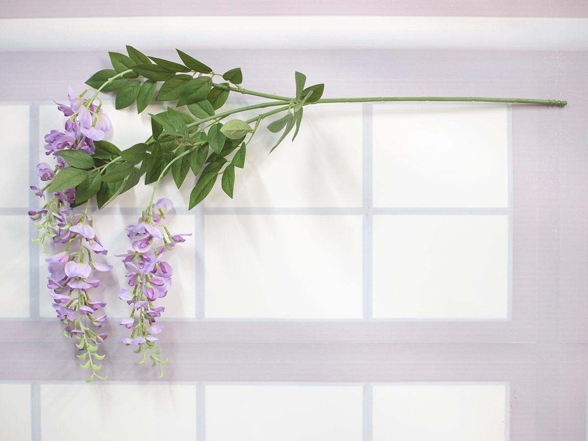 등꽃가지 라일락 색상