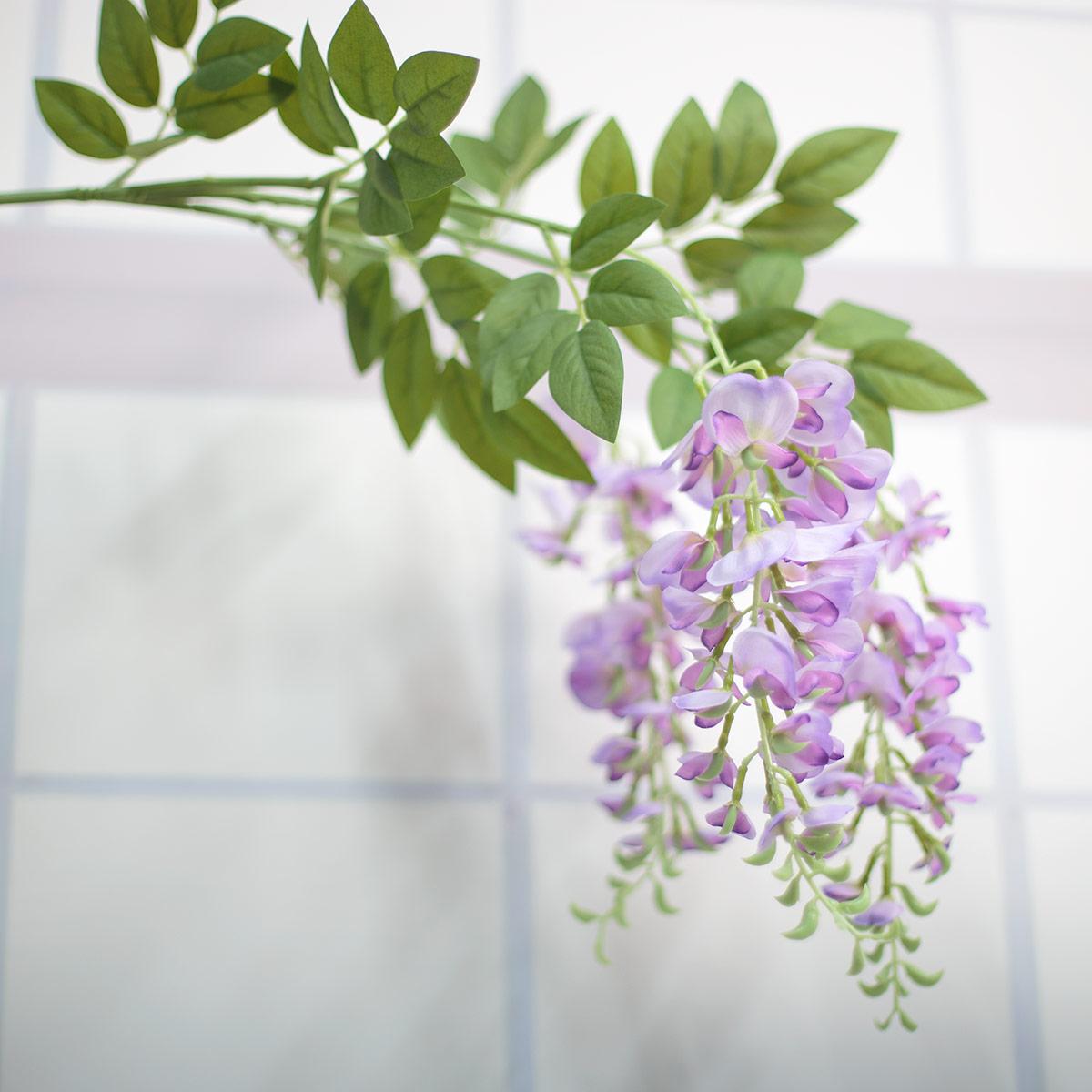 라일락 등꽃 디테일 사진1