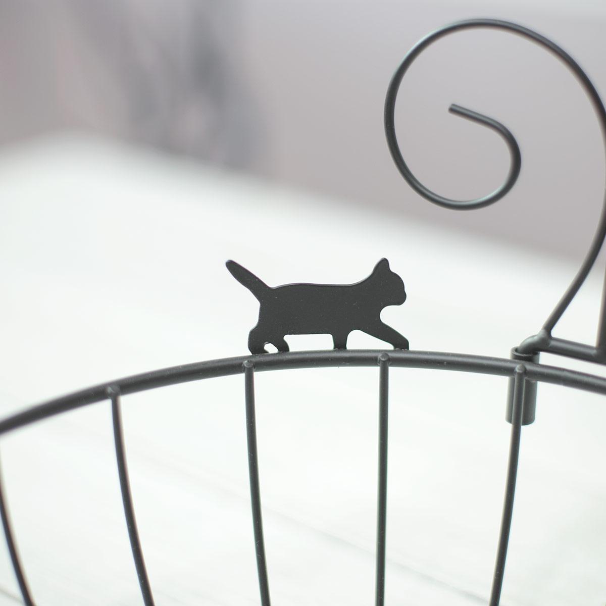 왼쪽 고양이 장식 디테일 이미지