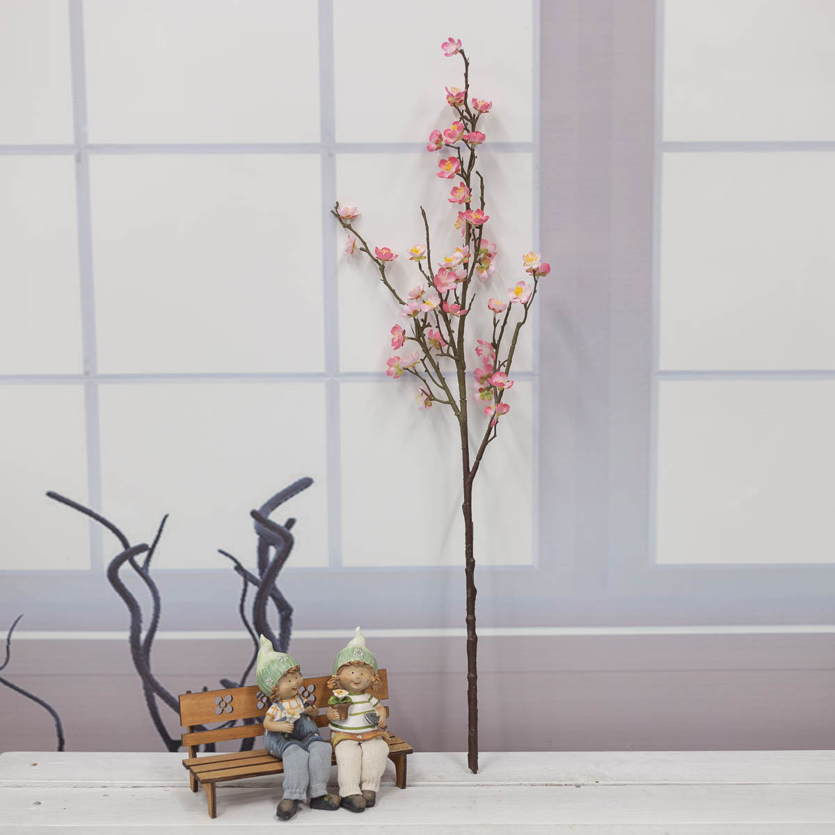 살구꽃 나무 가지 Pink(핑크) 세운이미지