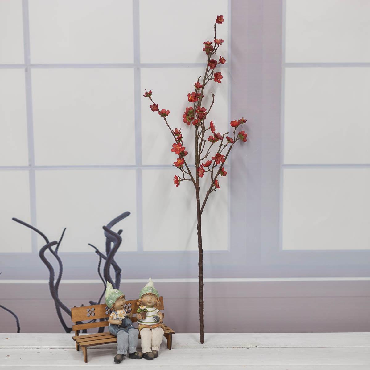살구꽃 나무 가지 Red(레드) 세운이미지