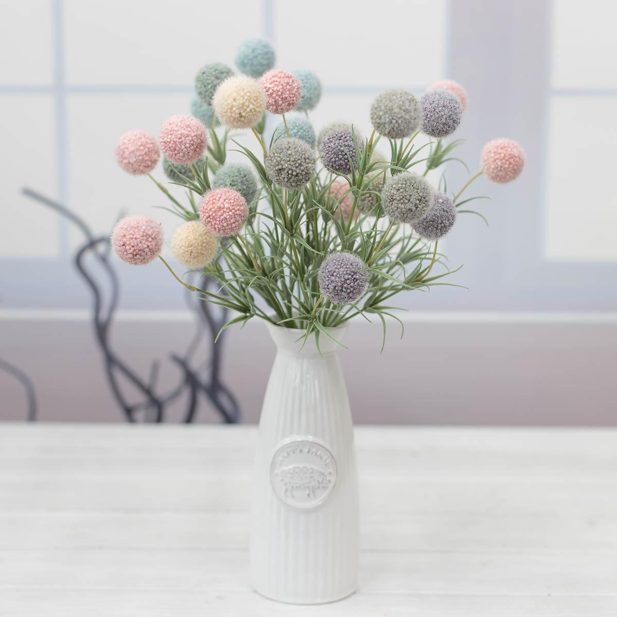 소프트 팜팜 알륨 미니 꽃 부쉬
