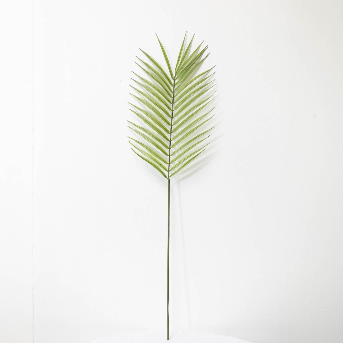 아레카야자조화 잎사귀 나무가지 79cm 디테일