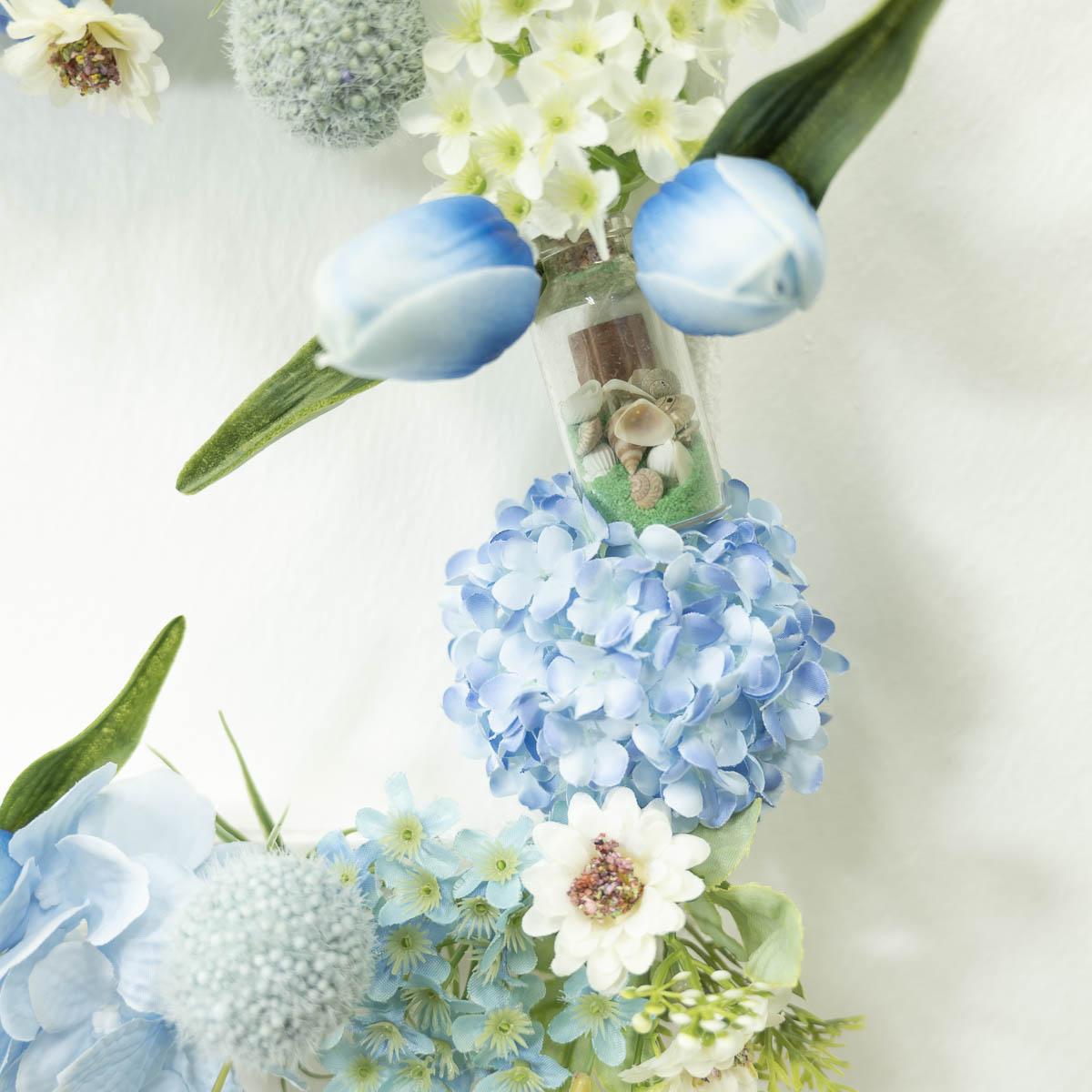 봉안당리스 부부단 여름 플라워오션 디테일